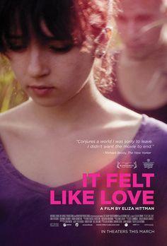It Felt Like Love Movie Poster