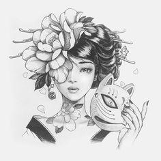 Traditional Japanese Tattoos Geishas Body Suit Tattoos - Traditional Japanese Tattoos Geishas Body Suit Tattoos Informations About Traditional Japanese Tatto - Japanese Tattoo Women, Japanese Tattoo Symbols, Japanese Tattoo Art, Japanese Tattoo Designs, Japanese Sleeve Tattoos, Geisha Tattoos, Geisha Tattoo Design, Irezumi Tattoos, Crow Tattoos