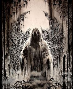 angel of death paintings - Google Search