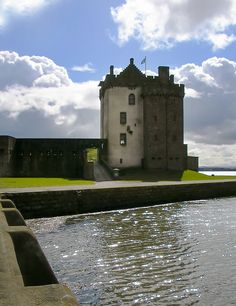 Broughty Castle, on the waterside at Broughty Ferry ~ I grew up here, happy memories ♥