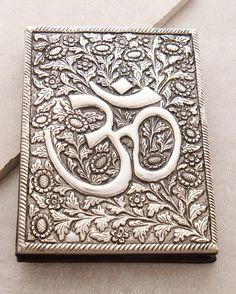 Sivana - Om & Yoga Clothing, Tibetan Arts and Fair Trade Jewelry Metal Embossing, Metal Stamping, Hand Stamped Metal, Foil Art, Material Girls, Spiritual Inspiration, Unique Outfits, Metal Art, Metal Working
