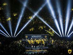 CHAMPIONS LEAGUE BASKET 2018 WINNERS AEK