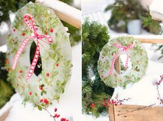 Beautiful ice wreaths and lots more.   Use google to translate from Hungarian to English