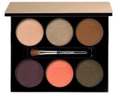 Lancome COLOR DESIGN Eyeshadow 6-Pan Palette