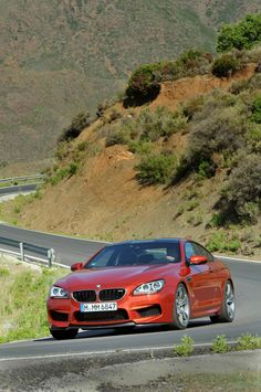 2012 BMW M6 Coupe - would prefer silver