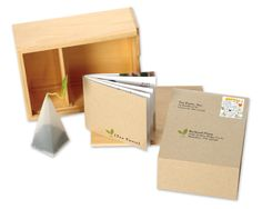 Tea Forte Sampler Direct Mail by Meghan Coleman at Coroflot.com