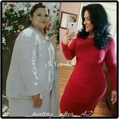"This is @_healthy_after_42 and this is her story...."" During my 20s and 30s I tried losing weight a few times. I would take diet pills and not eat. I would lose weight then stop dieting only to gain it back plus some. My highest weight ever was 245lbs during my ealy 30s. My lowest weight was 148lbs Christmas 2011. How did I get to 148lbs? Phentermime and starvation again I lost 65lbs and my hair fell out (in a 4 month period ) From 2012 to 2014 I gained and lost the same weight.I would diet…"