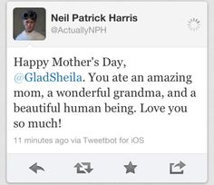 Haha, oh Neil Patrick Harris. You are unintentionally amazing.