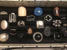Organizador de anillos