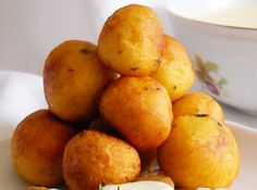 Bulgarasi de cartofi - Bulete