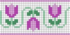 Thrilling Designing Your Own Cross Stitch Embroidery Patterns Ideas. Exhilarating Designing Your Own Cross Stitch Embroidery Patterns Ideas. Cross Stitch Rose, Cross Stitch Borders, Cross Stitch Flowers, Cross Stitching, Cross Stitch Embroidery, Cross Stitch Patterns, Knitting Charts, Loom Knitting, Knitting Stitches