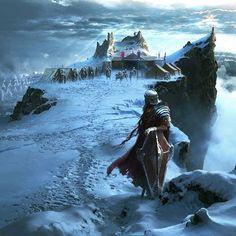 The Elder Scrolls, Elder Scrolls V Skyrim, Elder Scrolls Games, Elder Scrolls Online, Fantasy Castle, Medieval Fantasy, Fantasy Places, Fantasy World, Imperial Legion