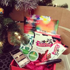 Similar to what I received in my #JollyVoxBox from @Influenster and I really enjoyed all of the products!