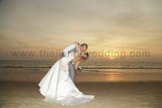 Phuket Beach Wedding Package : Mari + Wayne | Thai Marriage Planner