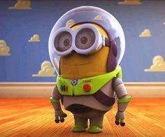 Buzz Lightyear Minion