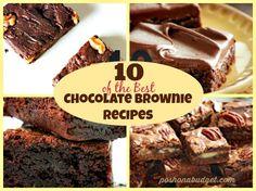 YUM! I love brownies!!!