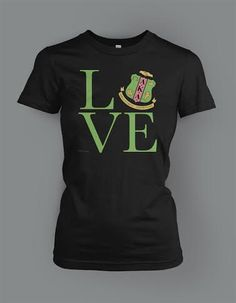 Love AKA t-shirt by LoveMeGreek on Etsy