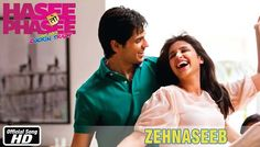 Zehnaseeb Guitar Chords + Strumming Pattern, Hindi song from the movie Hasee Toh Phasee