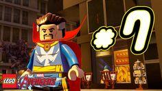LEGO Marvel's Avengers ITA Avventura Mattoncini #7 - Dottor Strange - PS...