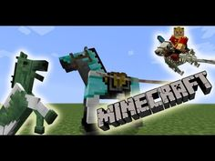 MineCraft 1.6 Horses Music Video! - http://wwm.im/1aRjca8