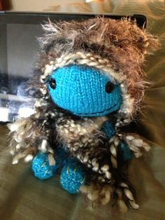 Little Big Planet Dude - blue By Crystal