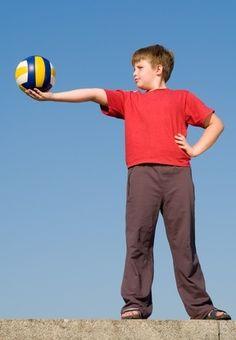 Fun Volleyball Drills for Children
