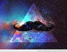 Next time you want to attract a hipster, just stick an ironically perfect moustache onto a triangle Art Hipster, Tumblr Hipster, Hipster Stuff, Hipster Fashion, Hipster Wallpaper, Tumblr Wallpaper, Galaxy Wallpaper, Hipster Background, Backgrounds