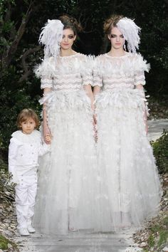 Chanel Spring 2013 Couture Collection @Style.com