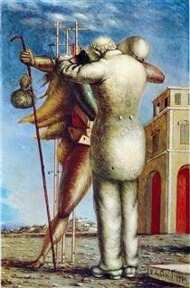 The Prodigal Son  1924 - Giorgio de Chirico
