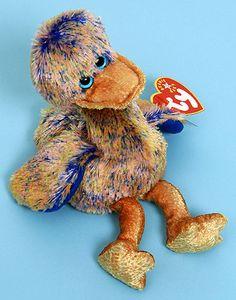 8f8e733a803 Dinky - dodo bird - Ty Beanie Babies Beanie Buddies