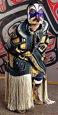 Tsimshian Eagle!