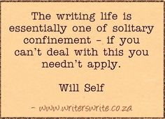 Quotable - Will Self