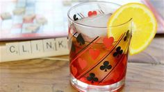 Staying in? Win game night with this 3-ingredient whiskey cocktail