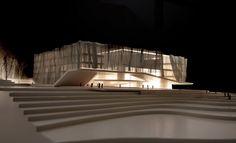 "A project by: VILNIAUS ARCHITEKTŪROS STUDIJA |  ""Nation Home"" in Vilnius, Lithuania"