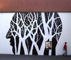 New Murals by David de la Mano and Pablo S. Herrero on the Streets of Norway | Colossal