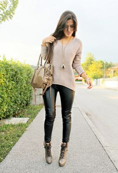 ♥ fall outfit