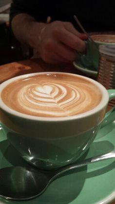 Finally found good coffee shop in TST! @ N1 Coffee, TST