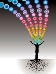 Let the energies of the earth flow freely through you.  You have the magic in you.  Love and light