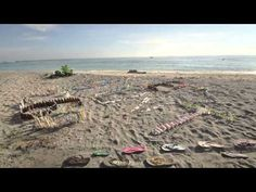 Creative Time-lapse video #DiveAgainstDebris #recycling
