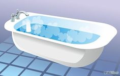 How to make a relaxing aromatherapy bath - Vitabath + essential oils! #VitabathBubbles