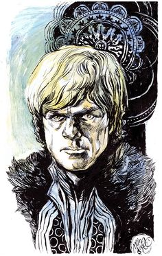 Tyrion Lannister - Game of Thrones - Ming Doyle
