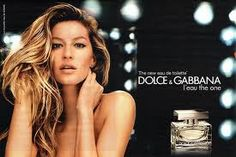 Dolce & Gabbana's The One fragrance...