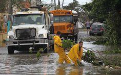 General de EEUU en Puerto Rico dice Huracan María es el peor desastre que ha enfrentado