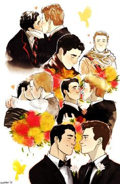 Some of Klaine's best moments by Suitfer