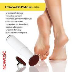 NOWOŚĆ Frezarka - Bio Pedicure NP60 - Biomak - producent sprzętu kosmetycznego