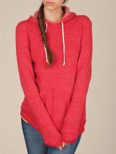 Women's Hoodlum Eco-Fleece Pullover Hoodie