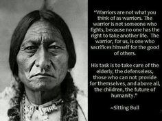 Actually Sitting Bull never said this. He was not a peaceful warrior as some would like us to think. American Indian Quotes, Native American Wisdom, Native American Indians, Native Americans, American Symbols, Native Indian, American Women, American Art, American History