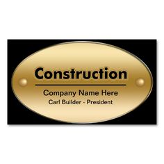 Handyman Business Card Samples Business Careers Pinterest - Construction business cards templates free