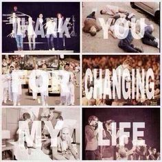 The Wanted Thank you