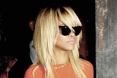Rihanna en Ray-Ban